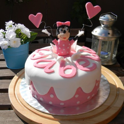 Tarta Minnie