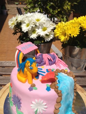 Tarta Pony