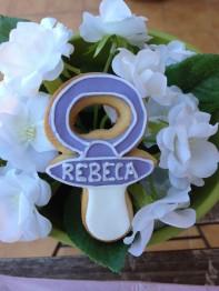 Bautizo de Rebeca